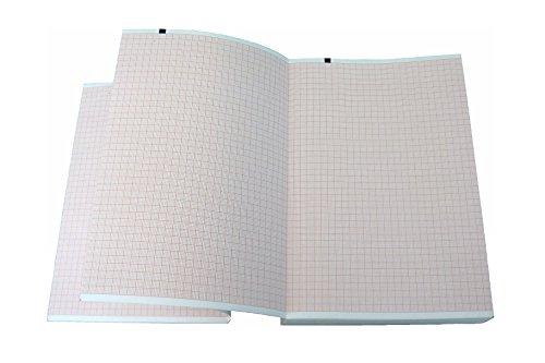 EKG-Thermopapier in Faltlage zu Schiller AT10 2.157.012