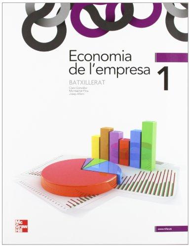 ECONOMIA DE L'EMPRESA 1 BATX - 9788448181291