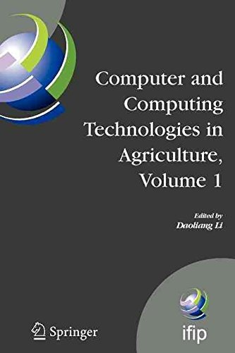 [(Computer and Computing Technologies in Agriculture, Volume I: Volume 1)] [Edited by Daoliang Li] published on (November, 2010)