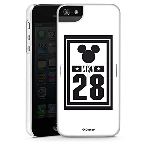 Apple iPhone X Silikon Hülle Case Schutzhülle Disney Mickey Mouse Geschenke Fanartikel Premium Case StandUp