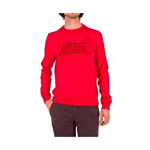 us-usa-uspa-assn-polo-golf-polo-shirt-long-sleeved-crew-neck-top-2-colours-used-look-red-42