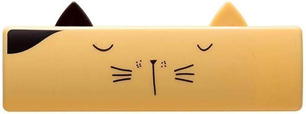 FOONEE Haustier-Haar-Entferner, Mini Faltender Fussel-Entferner, Hund U. Katzen-Pelz-Entferner mit Selbstreinigender Unterseite - Leistungsfähiges Wiederverwendbares Haus- und Tierhaar-Abbau-Werkzeug