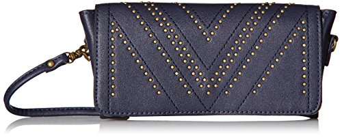 Caprese Prunela Women's Sling Bag (Navy)  available at amazon for Rs.999