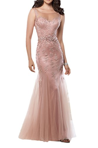 Promgirl House - Robe - Crayon - Femme Rose - Perlenrosa