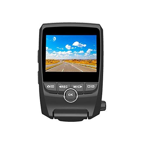 Auto dash cam 1080p full hd cruscotto della macchina fotografica dvr 170° obiettivo grandangolare dashcam con wifi telecamera posteriore g-sensor car blackbox auto digitale registratore di guida behappy marca
