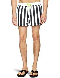 Bjorn Borg Block Stripe Men's Swim Shorts