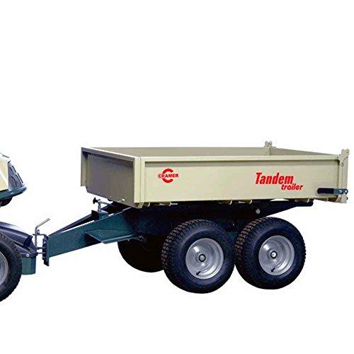 Cramer Tandem-Remorque 207-Kapazität 300Kg