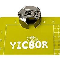 YICBOR Bobbin Funda para Pfaff #91-105544-91/9076 Compatible con 7510