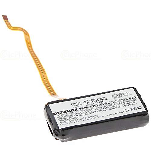 cellePhone Akku Li-Polymer kompatibel mit Apple iPod Video (60GB / 80GB)