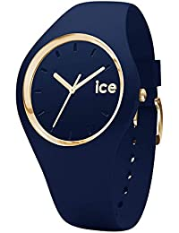 Ice-Watch - ICE glam forest Twilitght - Orologio blu da Donna con Cinturino in silicone - 001059 (Medium)