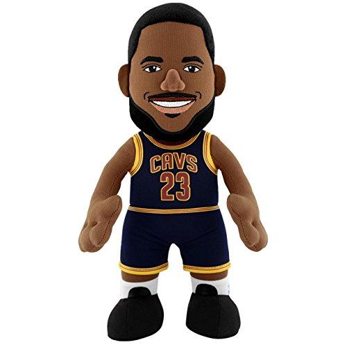 LeBron James 10'' Poupluche - Cleveland Cavaliers - Navy Jersey Test