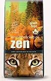 Alimento Holístico per gatti adulti, 2 kg - Crocchette gatti con salmone fresco 33% e patata, cereali 0%-cibo per gatti senza cereali - Zen Cat Grain Free Senza Cereali