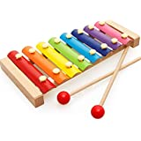 SUPER Wooden Xylophone Musical Toy