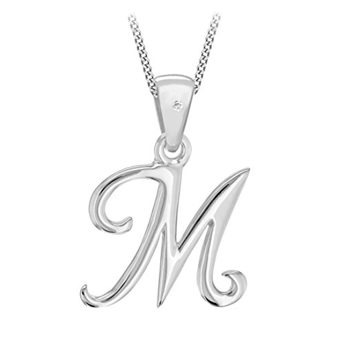 tuscany-silver-sterling-silver-rhodium-plated-diamond-initial-m-pendant-on-curb-chain-of-46cm-18