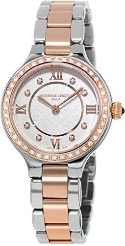 Frederique Constant Geneve Delight FC-200WHD1ERD32B Orologio da polso donna con diamanti autentici