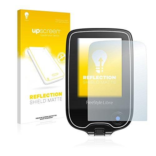 upscreen Reflection Shield Protector Pantalla Mate Freestyle Libre Película – Antireflejos, Anti-Huellas