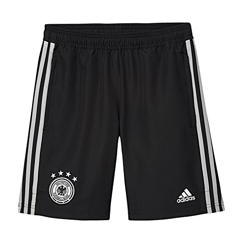 adidas Kinder Dfb Woven Short, Black/Grey Two f17/White, 140