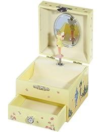Spieluhrenwelt 22101  Joyero Musical, 12 cm