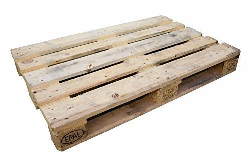 1 Euro Pallet As New Used. 1st Choice Test