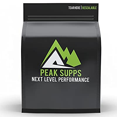 ZMA 180 Capsules - Zinc, Magnesium and Vitamin B6 | Recovery | Testosterone Booster | Sleep Aid - Free Delivery from Peak Supps