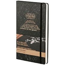 Moleskine Star Wars Large Plain Limited Edition Notebook Hard