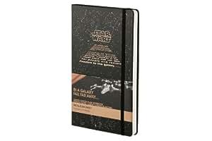"""Blanko Notizbuch """"""""Star Wars"""""""", 13×21 cm, limitiert: Moleskine"""