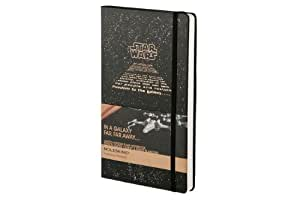 Moleskine Star Wars Plain Notebook Large