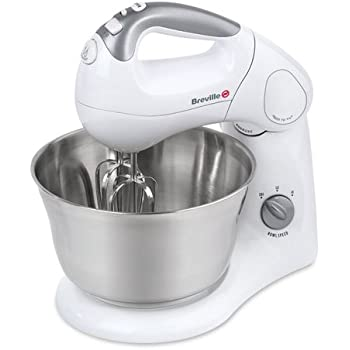 Breville SHM2 Twin Hand and Stand Mixer,Silver
