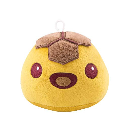 "Imaginary People Slime Rancher 4"" Mini Plush: Honey Slime"