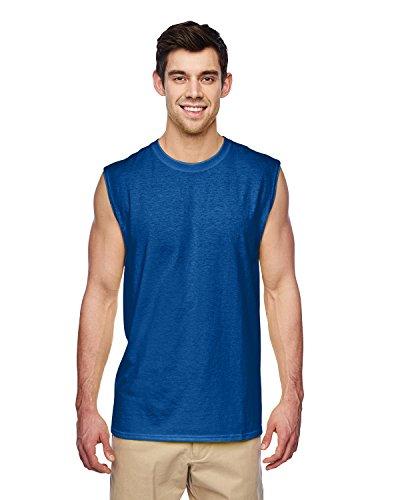 Adulti senza maniche Shooter t-shirt. 29SR Royal