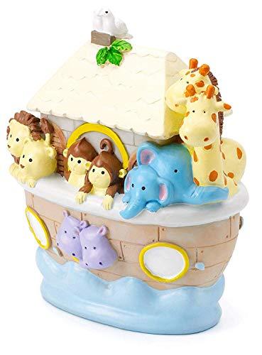 Mousehouse Gifts - Kinder Spardose - Arche Noah - Geschenk für Jungen & Mädchen