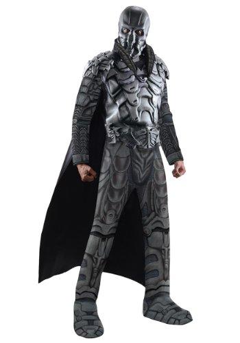 Man of Steel General Zod Deluxe Kostüm, Größe:L