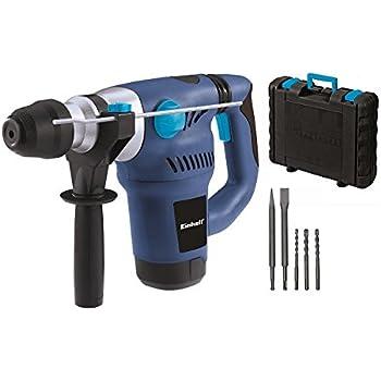 Einhell BT-RH 1500 Tassellatore Elettrico, 1500 W, Blu