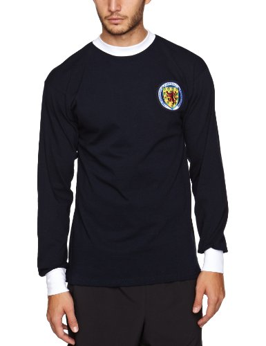 Score Draw Official Retro Scotland 1967 LS Shirt