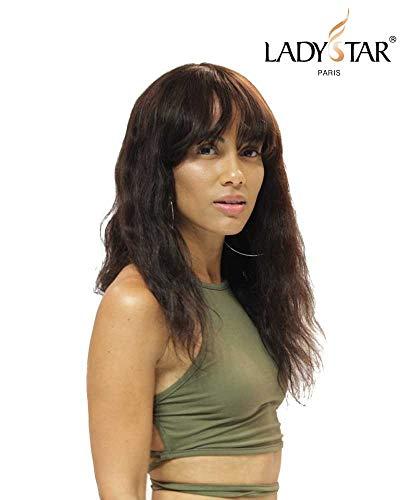 Perruque SALMA Cheveux Longs 100% naturels - Longueur 16'