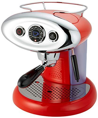 Illy - 6604 Máquina de café Espresso en Cápsulas Iperespresso, X7.1, Color Rojo, 1 Litro