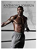 Anthony Joshua 2019 Large A3 Poster Size Wall Calendar - Brand New and Factory Sealed