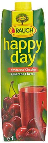 Rauch Happy Day Amarena Kirsch Nektar (1 x 1 l)