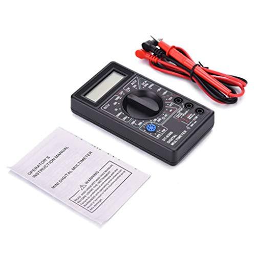 mailfoulen LCD numérique DT-830B Multimètre Portable Voltmètre Ohmmètre Ampèremètre AC DC Tension Checker OHM DC Circuit testeur Pas Cher Beau