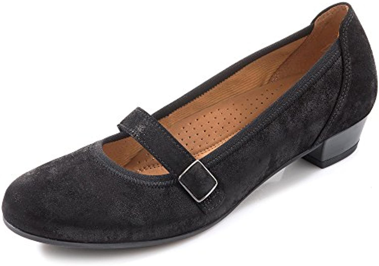 Gabor 4622997 Größe 41 Schwarz (Schwarz) 2018 Letztes Modell  Mode Schuhe Billig Online-Verkauf