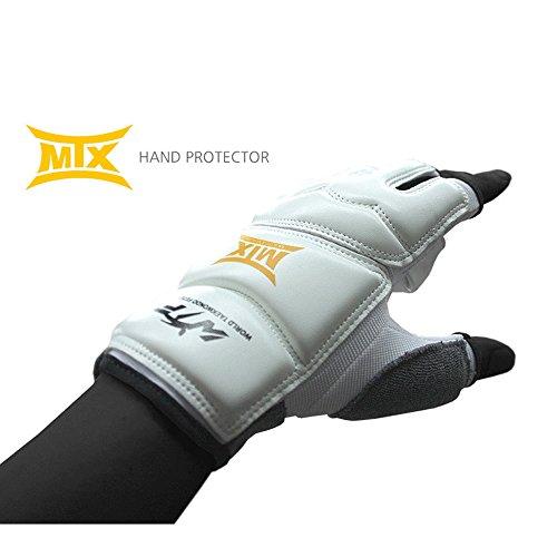 53398a74fb47 Mooto MTX s2 Protector de Mano Taekwondo Aprobado Equipo de Mano 4.M