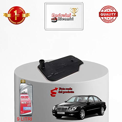KIT CAMBIO AUTOMATICO E OLIO CLASSE E270 CDI W211 130KW 2007 |1076