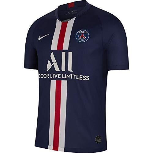 Nike PSG M Nk BRT Stad JSY SS Hm Camiseta