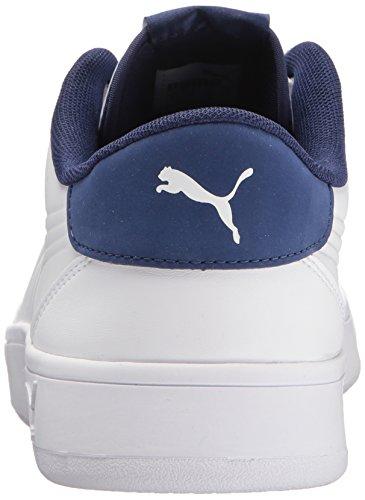Puma Court Breaker L, Bout Fermé Homme Puma White-blue Depths