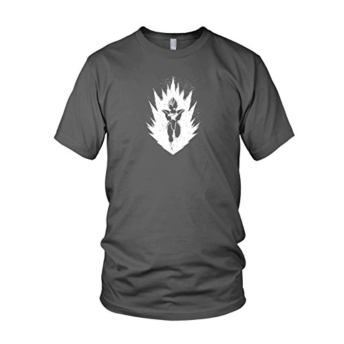 DBZ: Boom! - Herren T-Shirt Grau