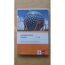 Kompetenztest Chemie 5-10. CD-ROM
