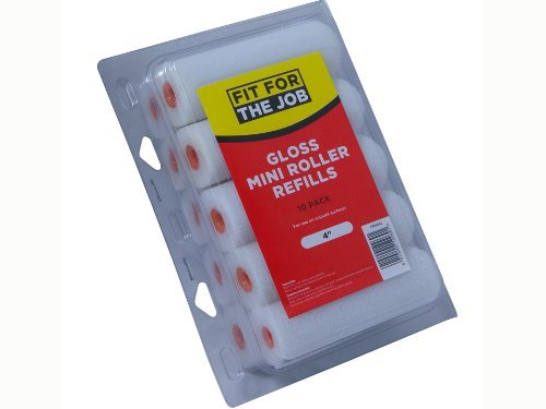 Mini Gloss Rodo frre002 Rouleau Recharges x10
