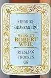 Weingut Robert Weil, Kiedrich Gräfenberg Riesling Trocken Grosses Gewächs, 13,0%, 6 x 0.75 L