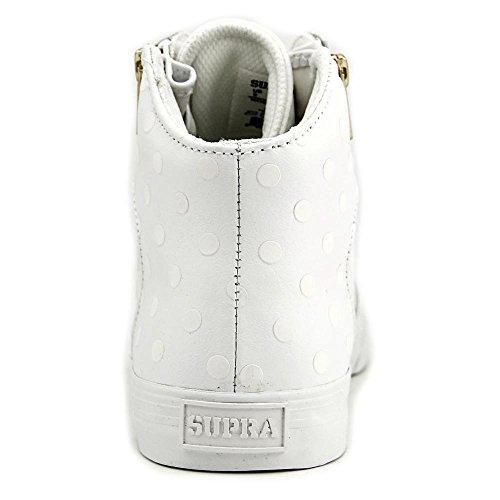 SupraCuttler - Sneaker Donna (White - white)