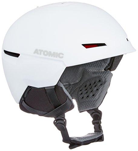 Atomic casco da sci all-mountain, da uomo/donna, revent+, live fit, taglia s, circonferenza della testa 51-55 cm, bianco, an5005460s